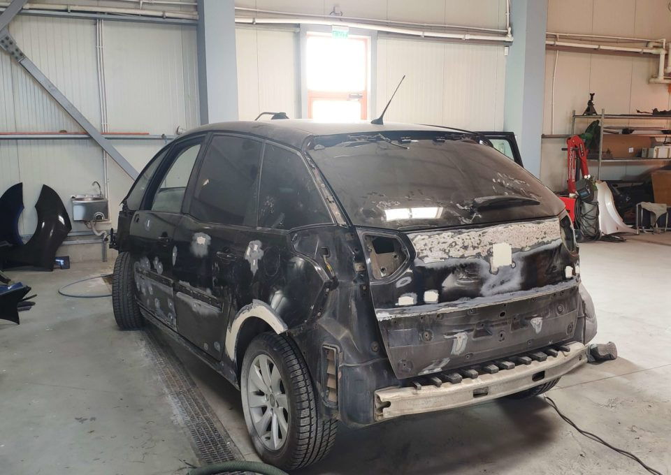 citroen c4 picasso before
