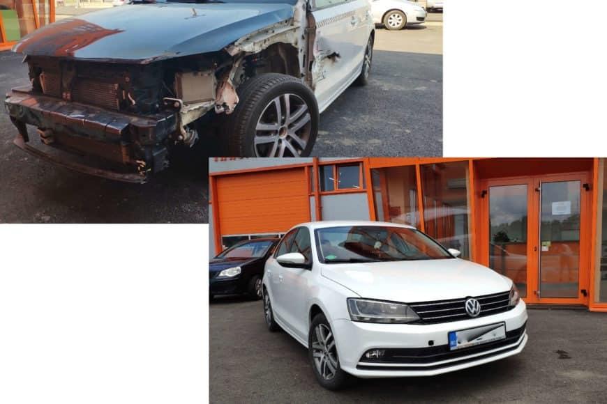 Volkswagen Jetta IV 2015 (5C6)  1.2 TSI 16V 77 kw (105 CP)
