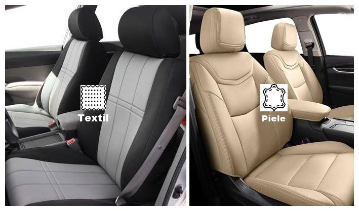Ce interior auto este mai bun pentru mine? Piele sau textil?